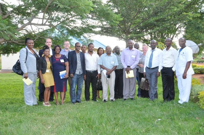BID Learning Network launch. Kigali, Rwanda. May, 2014.