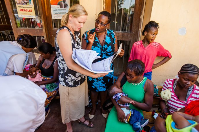 Dr. Tove Ryman: Digital tools usher in a data revolution for health workers on the front lines